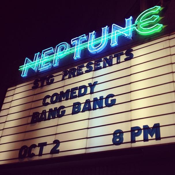 Comedy Bang Bang Live!